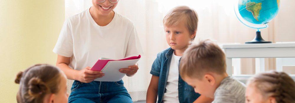 ביטוח גני ילדים